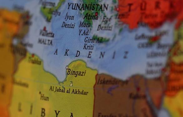 Türkiye'den hareket eden gemi Libya'da kaçırıldı