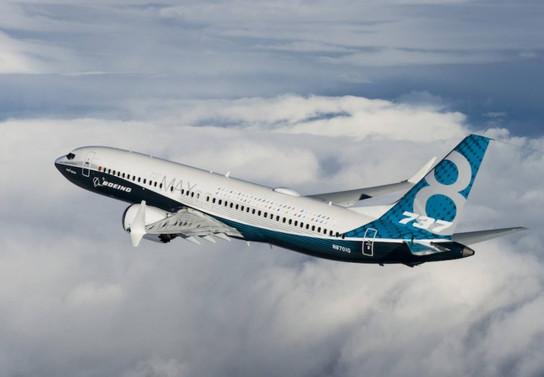 Boeing yazılım güncellemesini duyurdu