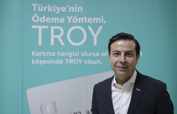 TROY logolu kart kullanımı 7,5 milyona yaklaştı