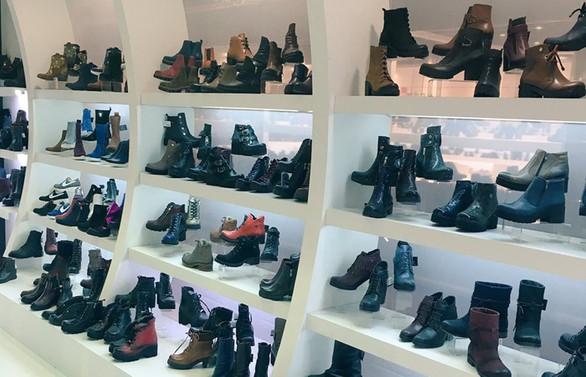 Uluslararası Ayakkabı Moda Fuarı başlıyor