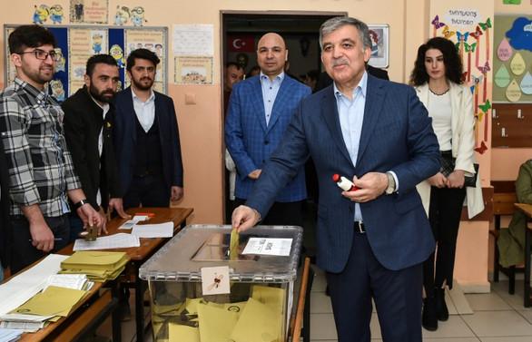 Abdullah Gül: Ülkemiz için hayırlı olsun