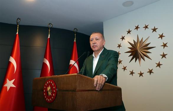 Erdoğan: Ekonomiye odaklanacağız