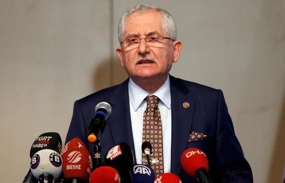 YSK Başkanından basın açıklaması