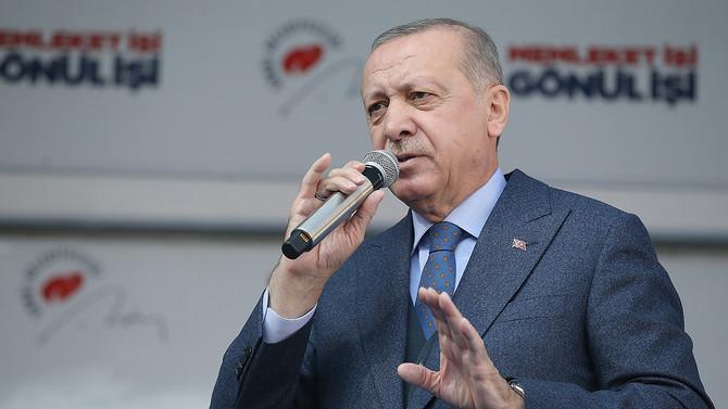 Erdoğan: Pusuda bekliyorlar
