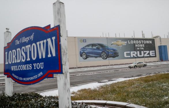 General Motors, Chevrolet Cruze fabrikasını kapatıyor
