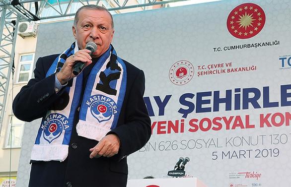 İstanbul'da 50 bin sosyal konut inşa edilecek