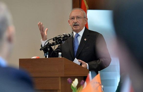 Kılıçdaroğlu: Sorunlarımız çok ama çözümsüz değil