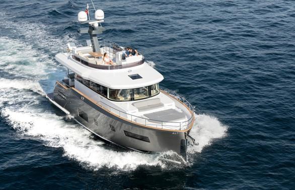 Sirena Marine, Japonya'ya motoryat ihraç eden ilk Türk şirketi oldu