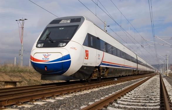 'Hızlı tren Halkalı'ya kadar hizmet verecek'