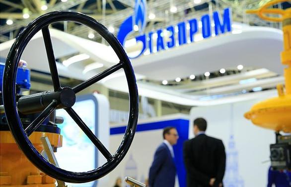 Avrupa'ya rubleyle ilk doğal gaz satışı