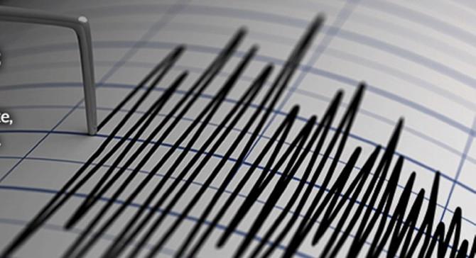 Akdeniz'de art arda 3 deprem