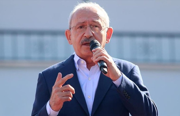 'CHP'ye oy vermek uygarlığa oy vermektir'