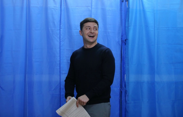 Ukrayna'da seçim sonuçları belli oldu
