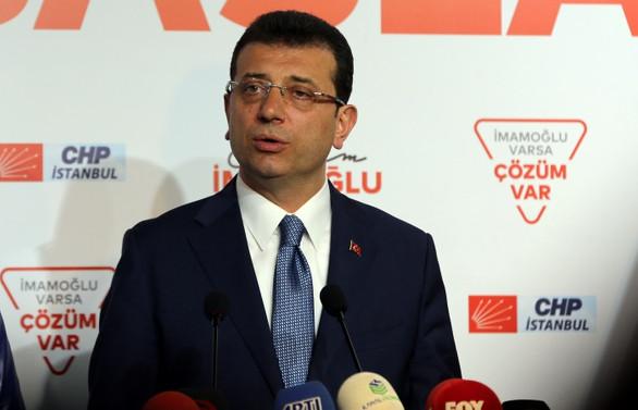 İmamoğlu: Türkiye bir an önce normalleşsin