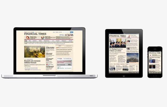 Financial Times, dijitalde 1 milyon aboneye ulaştı