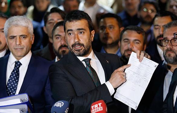 Özcan: Seçim henüz Ankara'da sonuçlanmadı