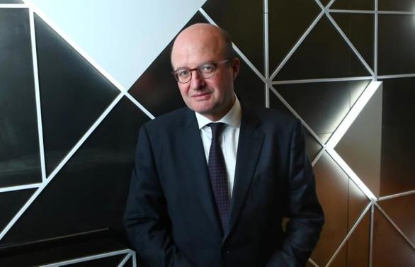 HSBC'de CEO değişti