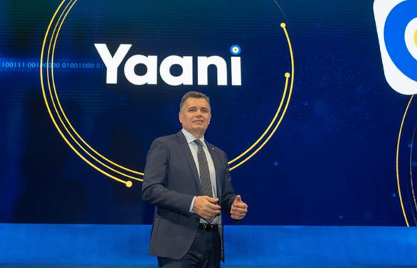 Türkiye'nin sesli asistanı Yaani merhaba dedi