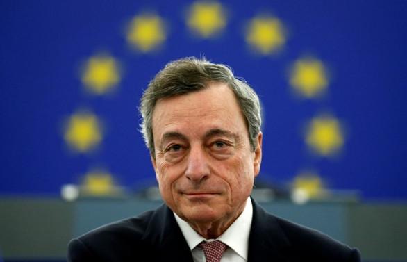 Draghi: Büyümeyi azaltan iç faktörler etkisini yitiriyor