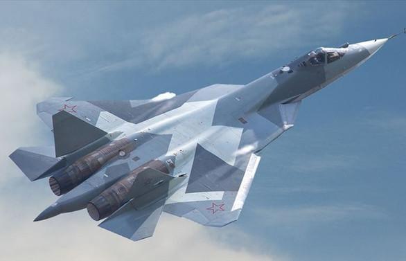 F-35 savaş uçağının alternatifi Su-57