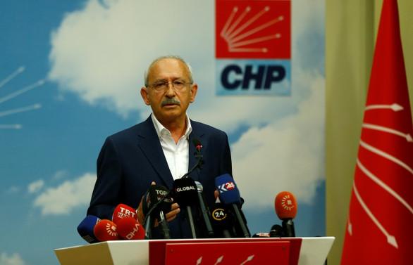 CHP, bugün Maltepe'de toplanıyor
