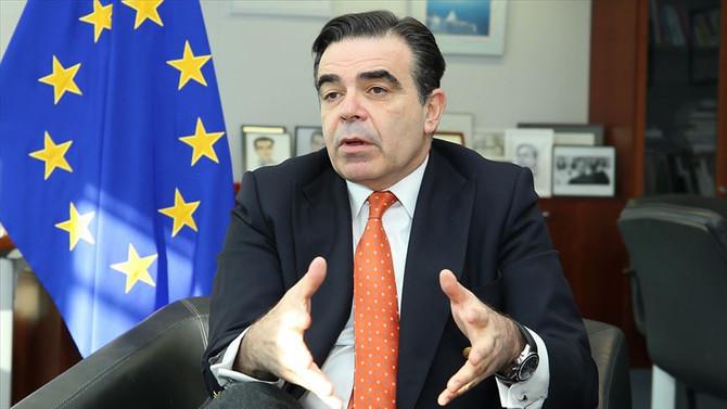 AB Komisyonu Başsözcüsü: AB'nin kapısı Türkiye'ye açık