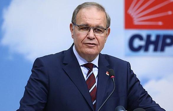CHP Sözcüsü Öztrak: Artık ekonomiye kafa yorun
