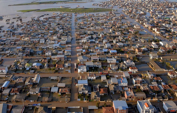 İran'da selin faturası 7.62 milyar dolar