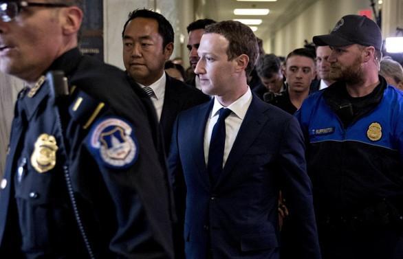 Zuckerberg'i güvende tutmanın bedeli 22 milyon dolar