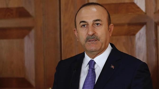 Dışişleri Bakanı Çavuşoğlu: İnsanlık için büyük bir felaket