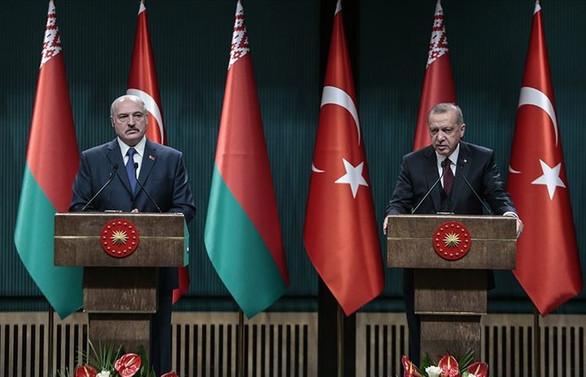 Belarus ile ticarette 1,5 milyar dolarlık hedef var