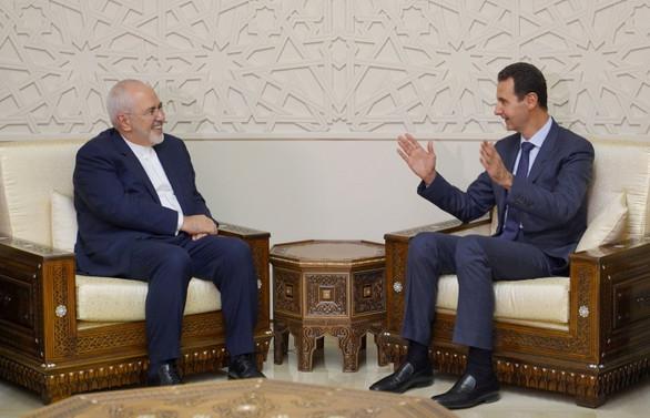 Esad ile görüşen İran Dışişleri Bakanı, Erdoğan'a rapor sunacak