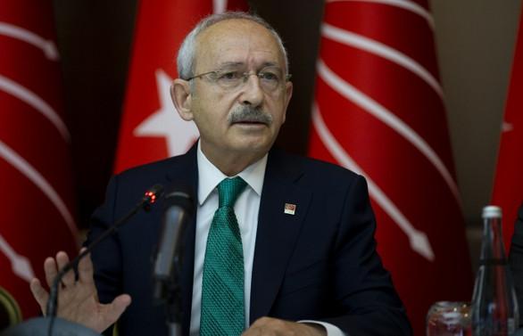 Kılıçdaroğlu: Krizden nasıl çıkılacağını düşünmeliyiz