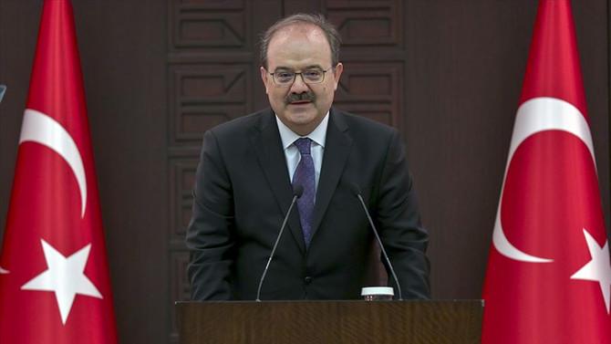 TİKA Başkanı Çam, Bakan Yardımcısı oldu