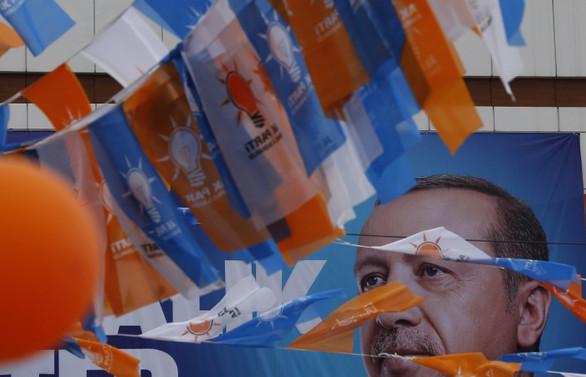 AK Parti'den teşekkür mesajı