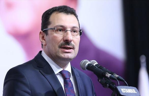 AK Partili Yavuz:  Oy farkı 20 bin 509