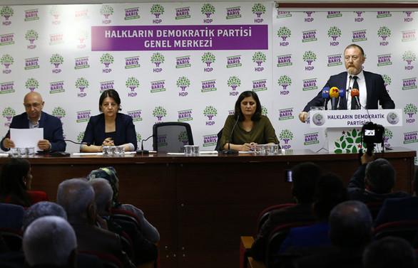 Temelli: HDP, siyasetin kulvarını değiştirdi