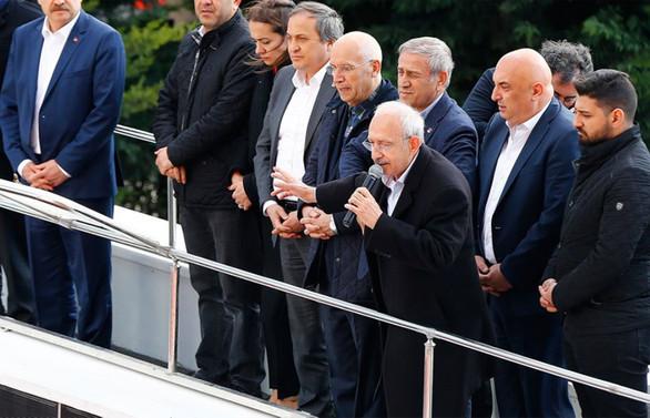 Kılıçdaroğlu: Saldırı Türkiye'nin birliğine yapılmıştır