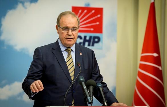 CHP Sözcüsü Öztrak: Derhal istifa etmeliler