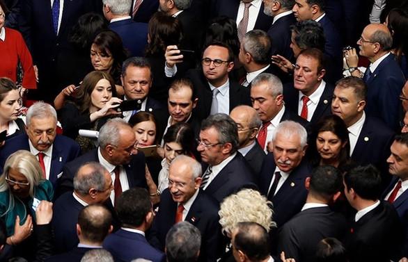 CHP Lideri Kılıçdaroğlu: YSK'nın kararı doğru