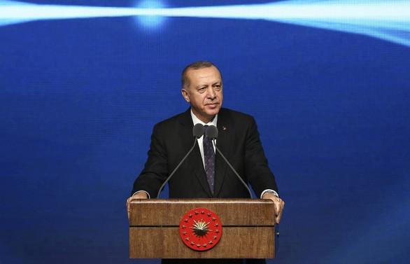 Erdoğan'dan Ermeni Patrik Vekili Ateşyan'a mektup