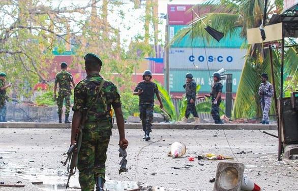 Sri Lanka'da güvenlik bürokrasisine neşter