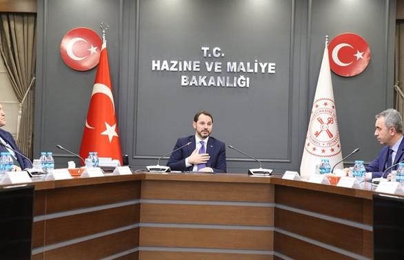 Bakan Albayrak'tan vergi reformu açıklaması