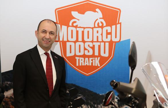 'Motorcu Dostu Trafik' projesinin ikinci etabı başlıyor