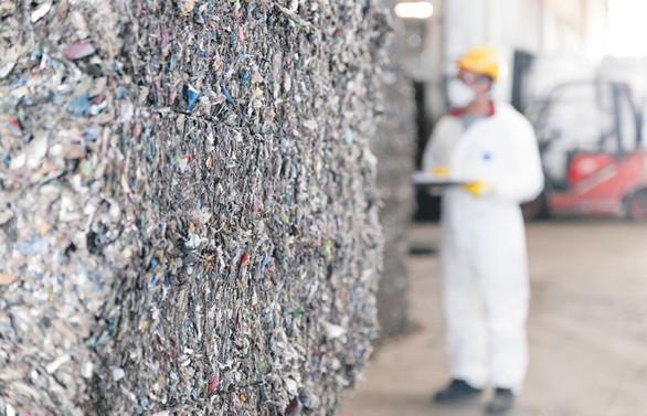 Süreko, 150 bin ton atığa 360 derece entegre atık yönetim hizmeti verecek