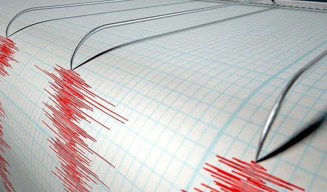 Çanakkale'de 4.1 büyüklüğünde deprem