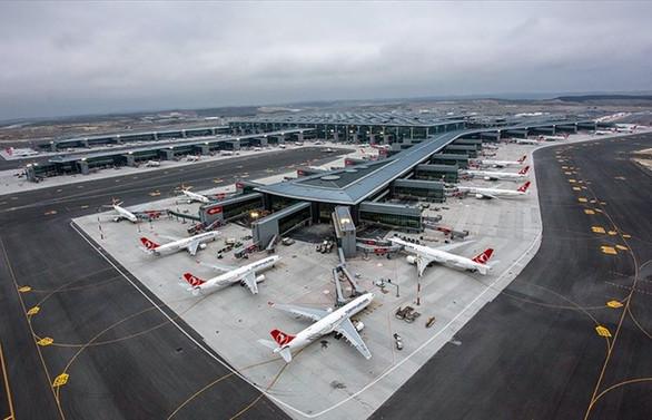 İstanbul Havalimanı uçuş rekoru kırdı
