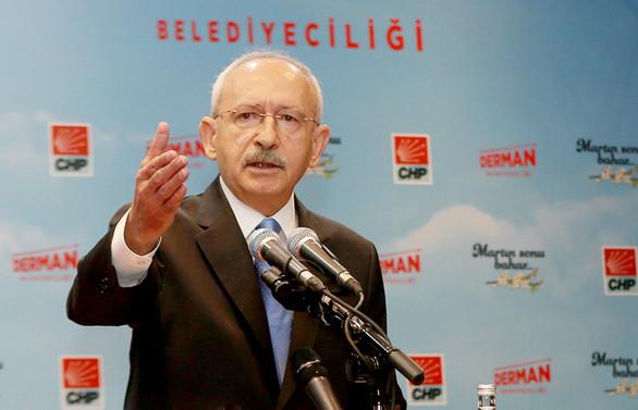 Kemal Kılıçdaroğlu'ndan İstanbul paylaşımı