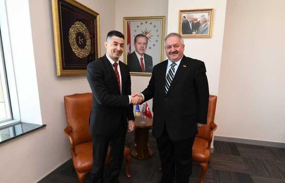 Kayseri OSB'ye Bosna Hersek'ten ziyaret