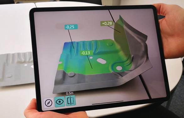 Yerli artırılmış gerçeklik teknolojilerine Hannover Messe'de büyük ilgi
